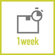 家づくりの資料は1週間以内にお届けします。