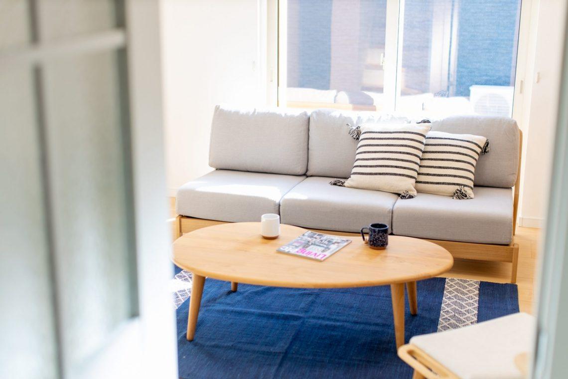 日当たり良好×お気に入り家具🎵年中心地良い住まい