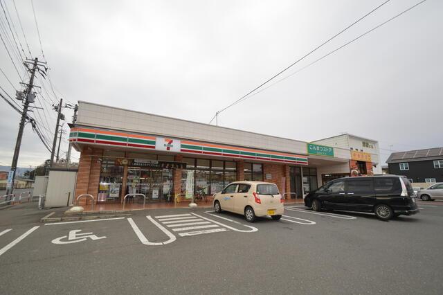 セブンイレブン矢巾高田店