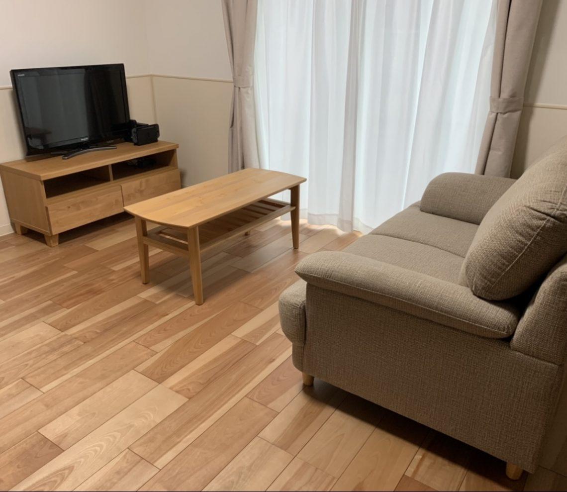 新しい家具⭐︎